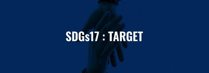 SDGs17ターゲット