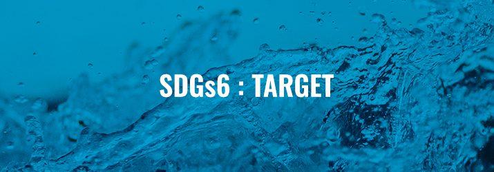 SDGs6ターゲット