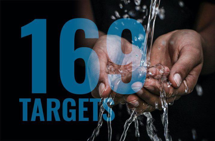 SDGs169のターゲット