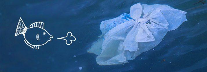 増え続ける海洋プラスチックごみ