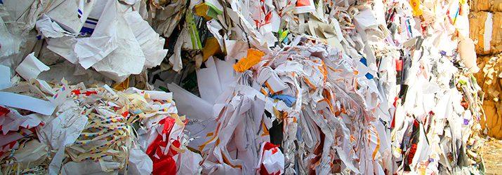 日本のプラスチック廃棄量