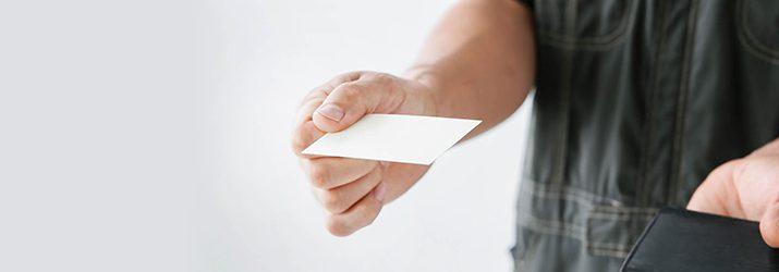自己責任カード