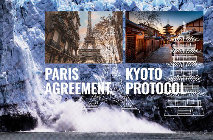 パリ協定と京都議定書