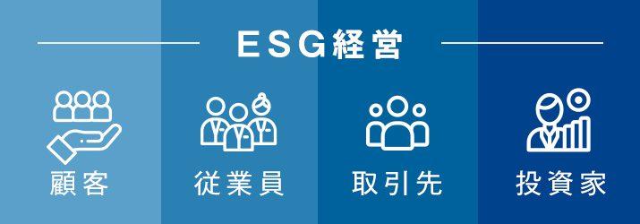 ESG経営とは
