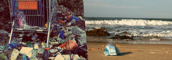 ゴミ問題に対する規制強化とリサイクル法