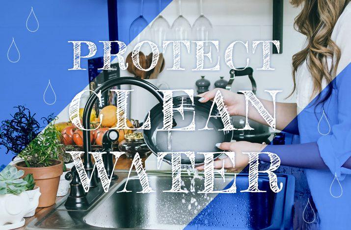 家庭でできる簡単アクションでキレイな水を守りましょう!