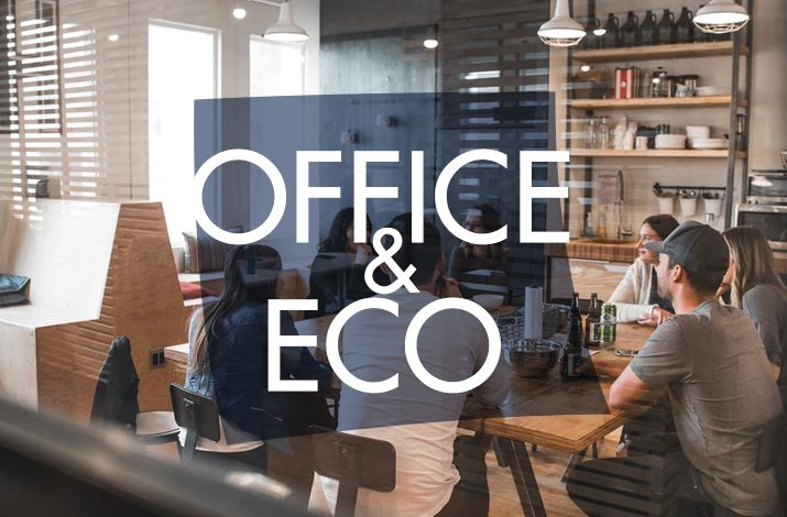 オフィスでエコは大きな成果!