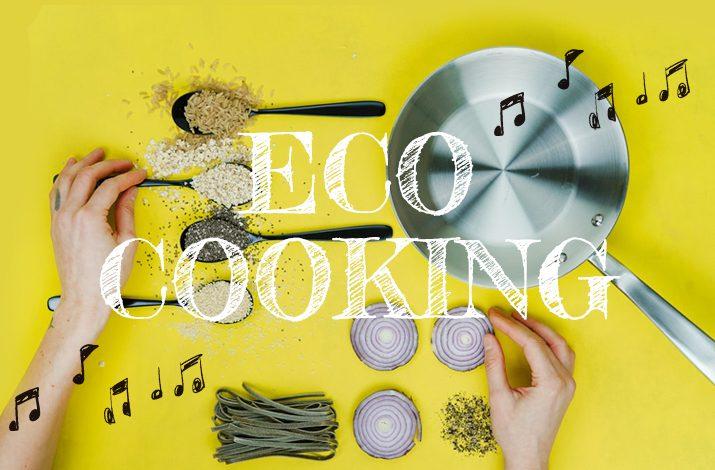 環境とお財布に優しいエコ・クッキング!かしこく料理を楽しもう!