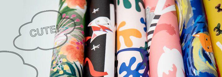 包装紙の活用アイデア