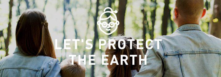 知恵を生かして地球にやさしく