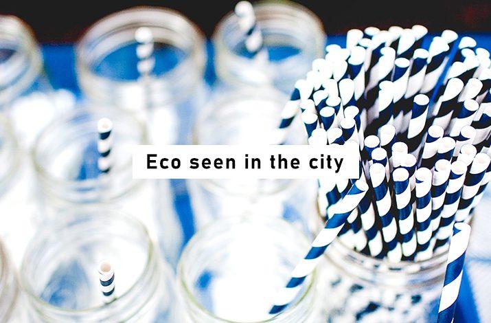 街で見かけるエコにはどんなものがある