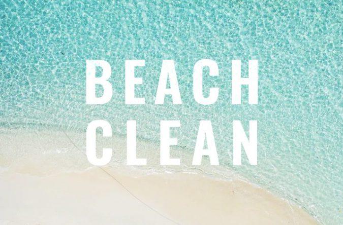 海のゴミ拾い「ビーチクリーン活動」