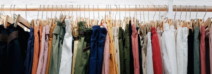 服のリサイクル・寄付を行なっている店舗やサービスをご紹介