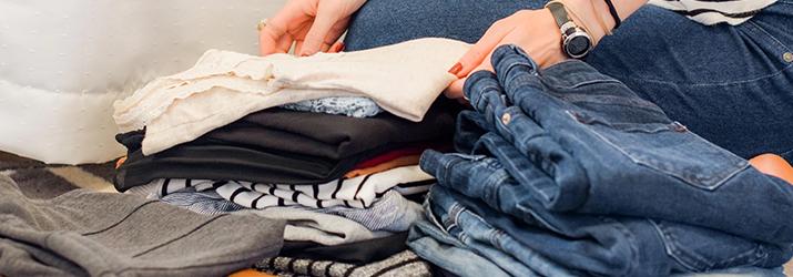 服はどのようにリサイクルされるの?